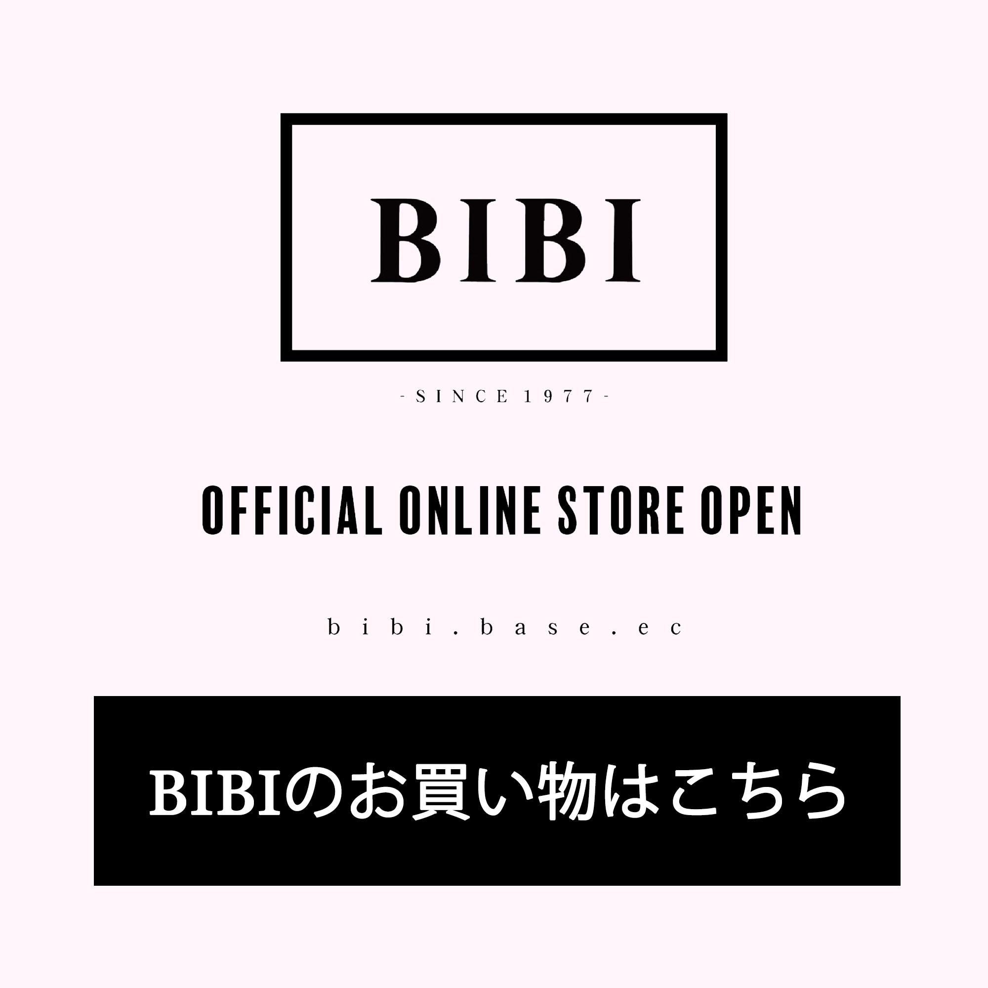 BIBI公式オンラインショップ